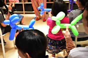 バルーンアート風船の教室講座